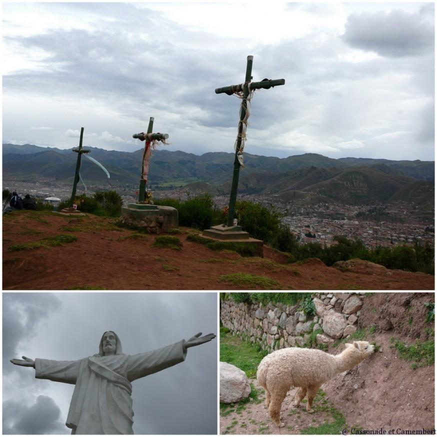 Christ sacsayhuaman
