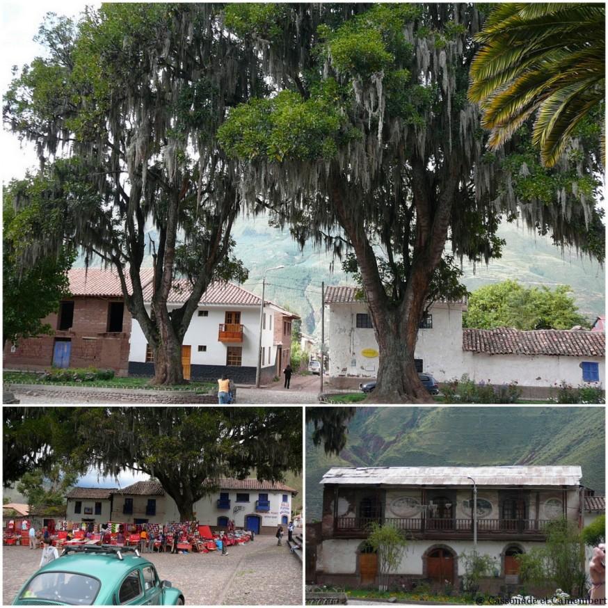 Place Andahuaylillas
