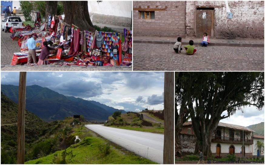 Village Andahuaylillas