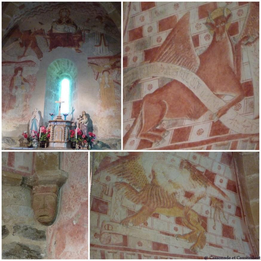 Compostelle Quercy - Chapelle Guirande