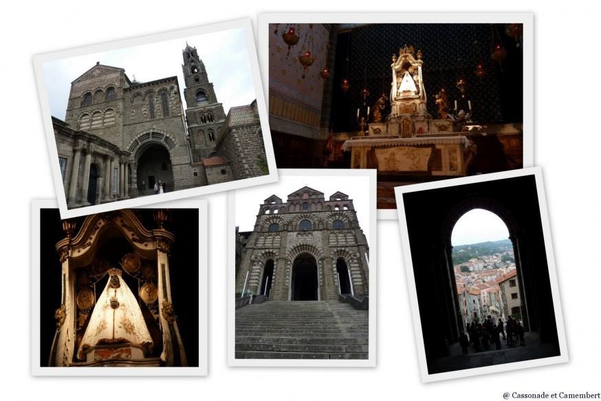 Cathedrale - compostelle le puy en velay