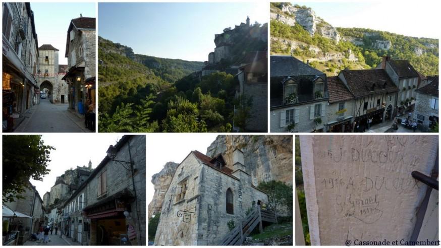 Compostelle Rocamadour