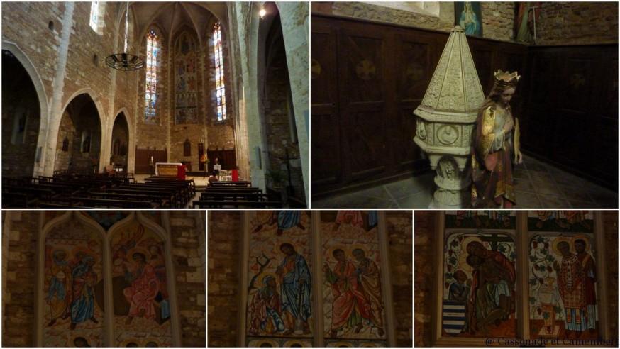 Compostelle Gers Eglise Eauze
