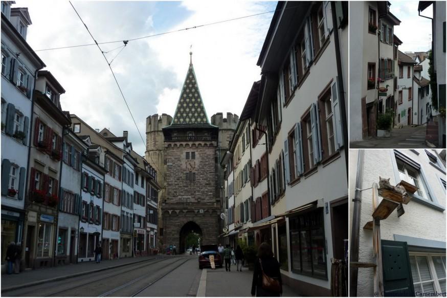 Vieille ville Basel