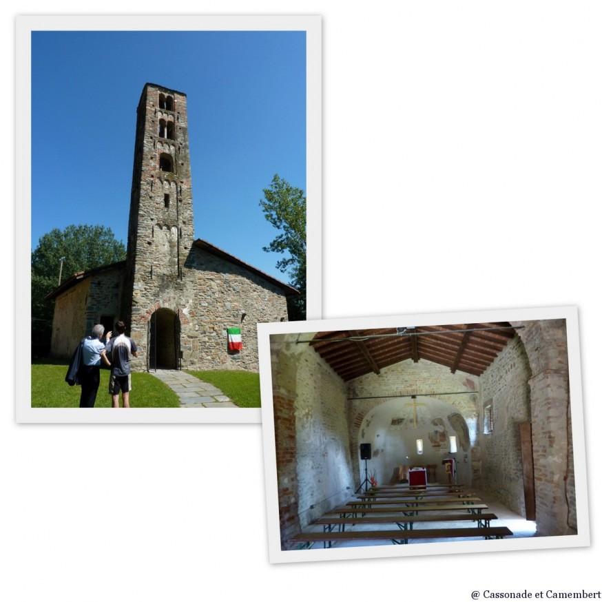 Eglise romane San Pietro