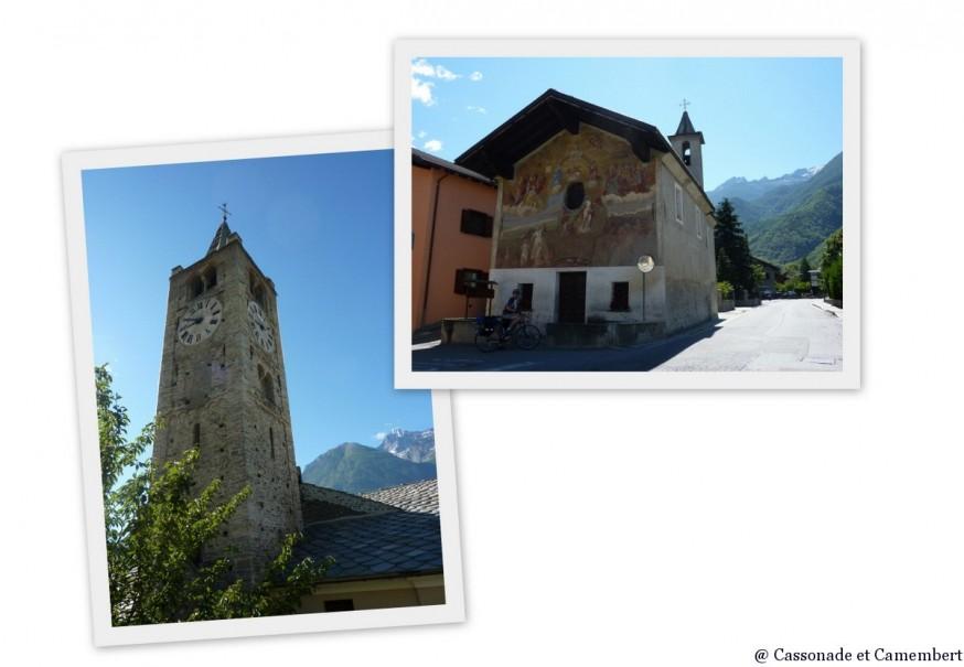 Eglises du val d aoste