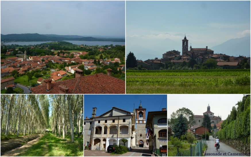 Villages Plaine du Po
