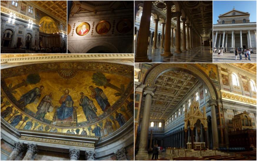 St Paul hors les murs Rome