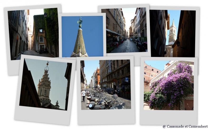 Centre ancien Rome