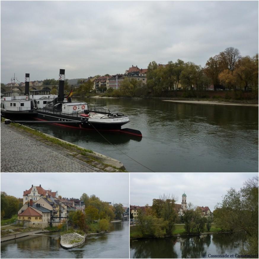 Regensburg Danube