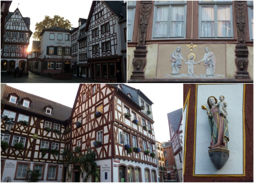 Colombages Mainz