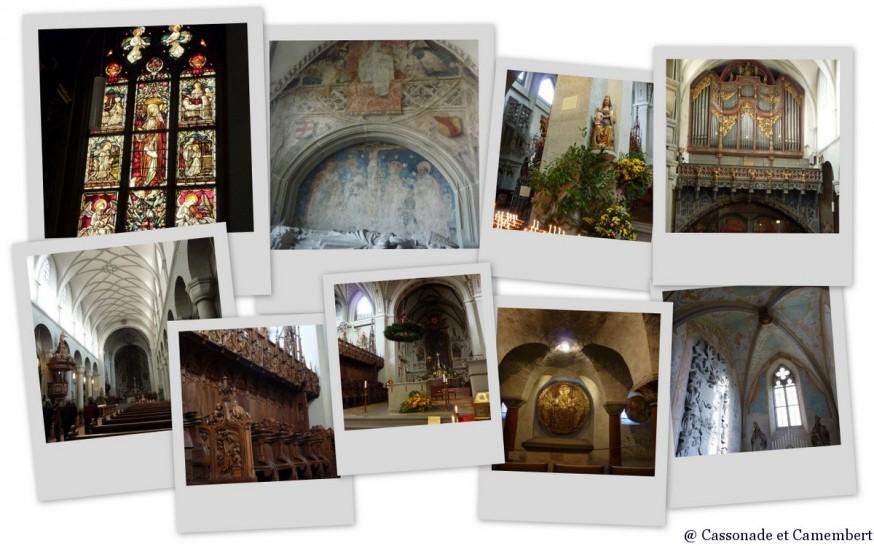 Intérieur cathédrale Konstanz
