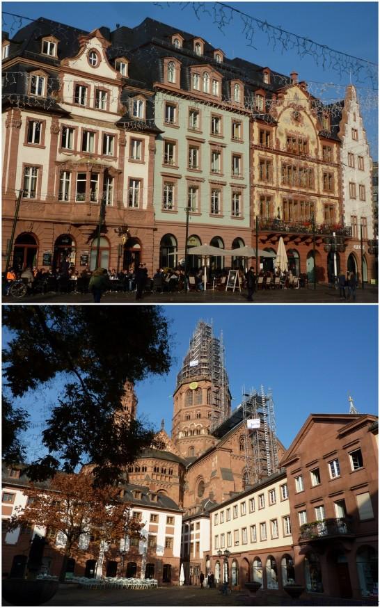 Place de la cathedrale Mainz