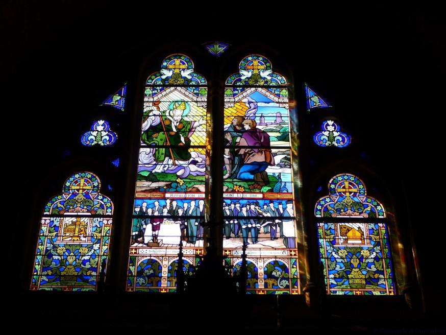 Vitrail Charitables - St Vaast Béthune