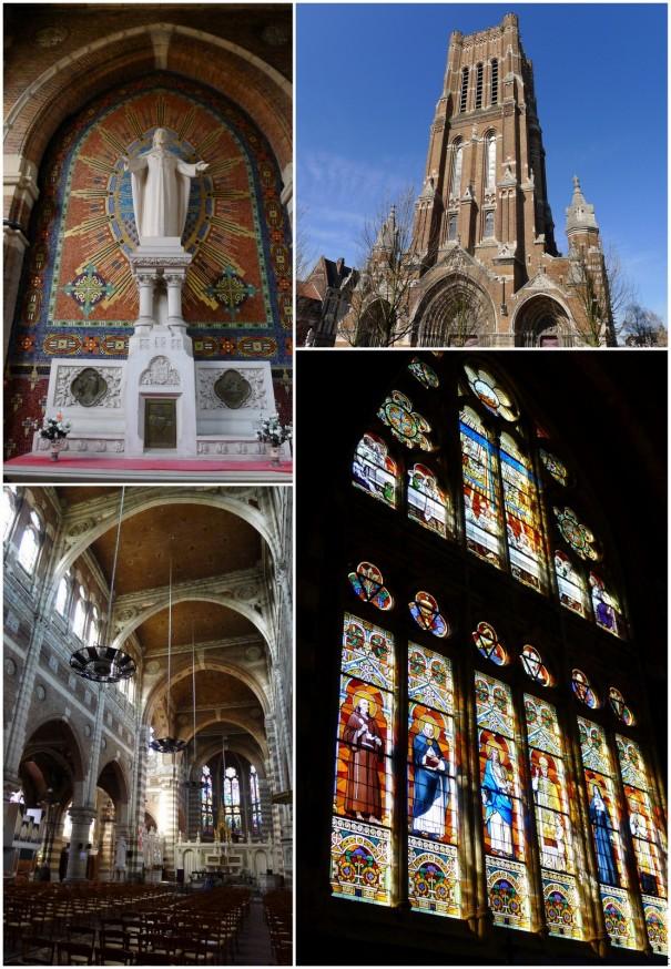 Eglise St Vaast Béthune