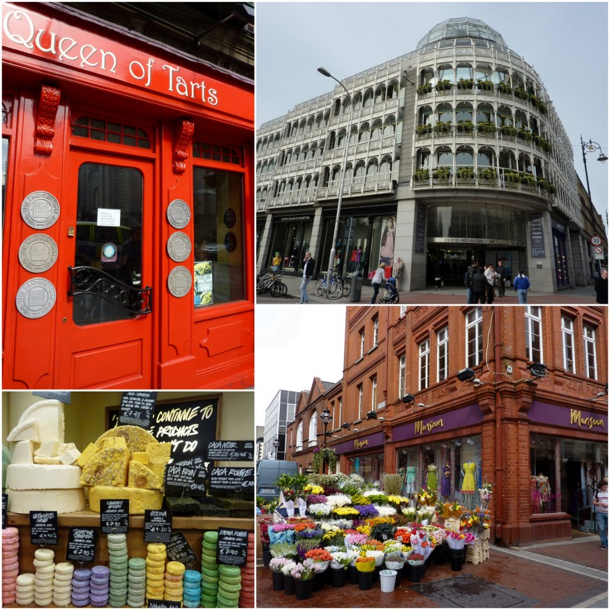 Shopping Dublin