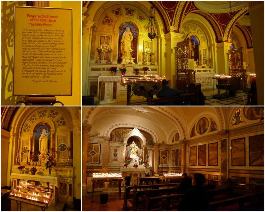 Eglise Sainte Therese - noel a dublin