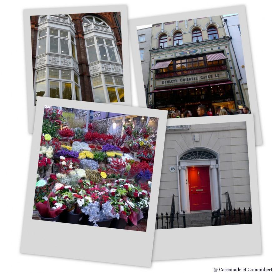 Grafton Street - noel a dublin