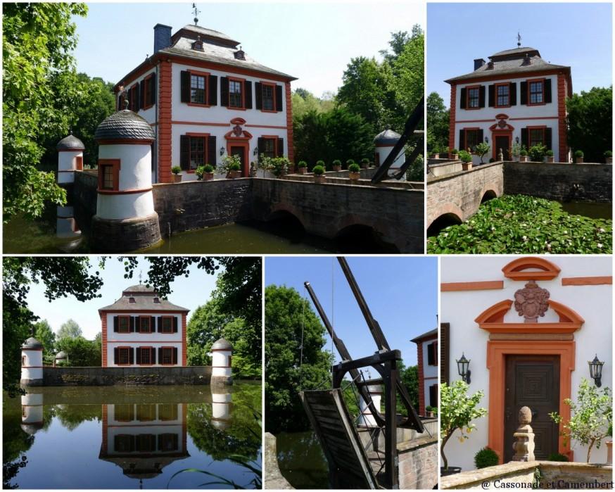 Wasserburg Seligenstadt détails