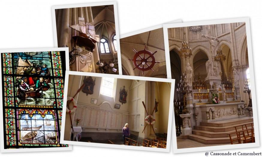 Eglise de Cancale cote-d-emeraude-cancale