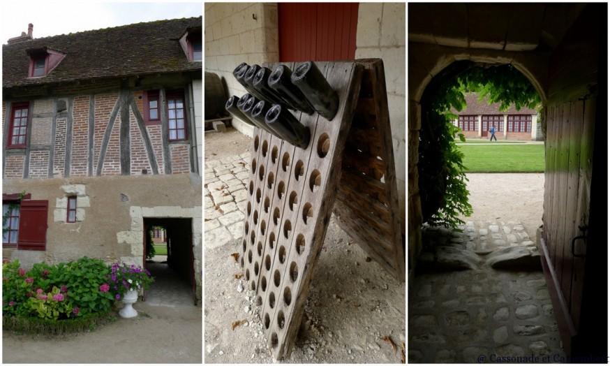 Ferme chateau de Chenonceau