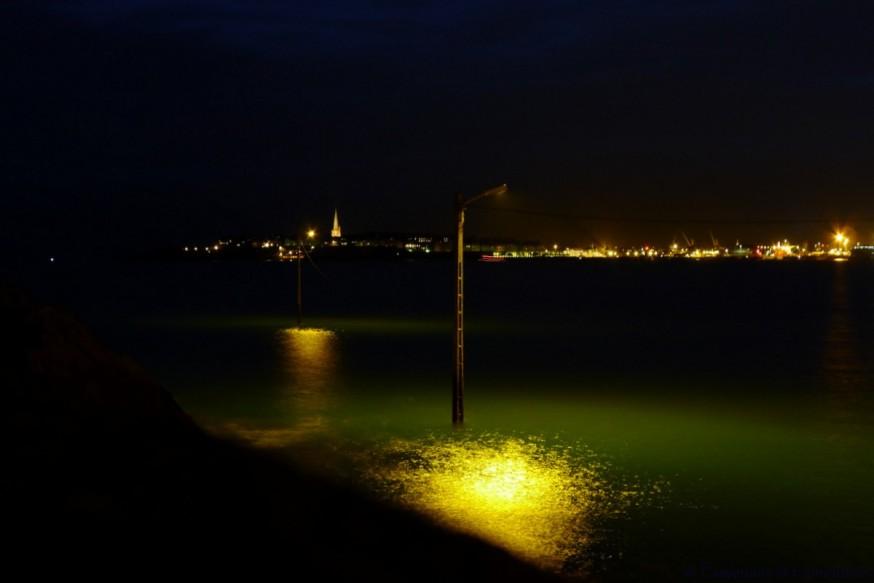 Moulinet Dinard nuit