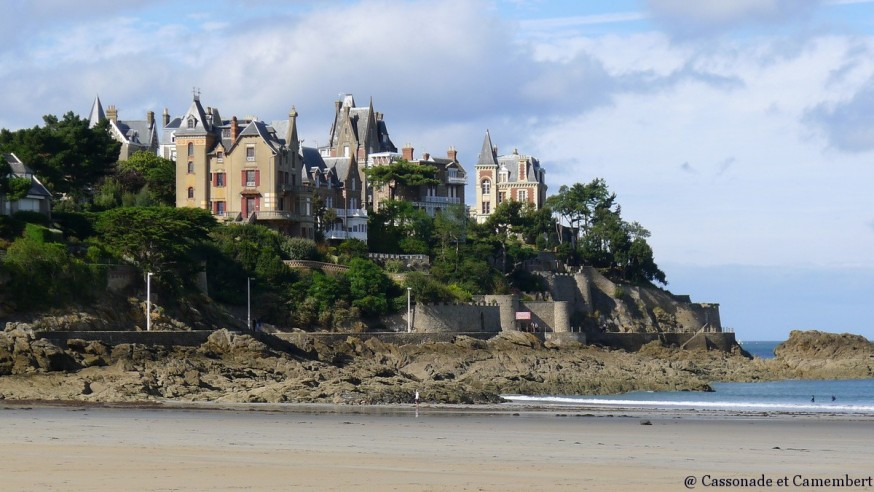 Pointe du Moulinet Dinard