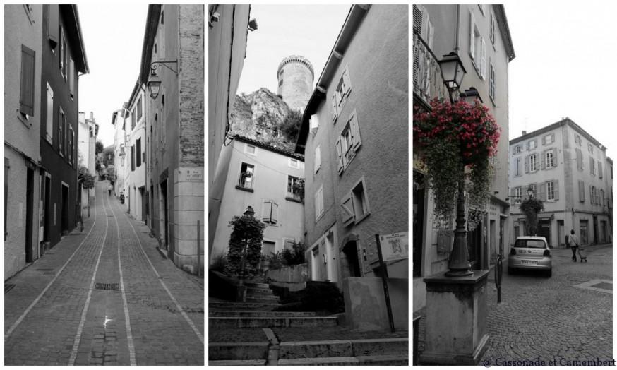 Rue des Grands Ducs foix ariege