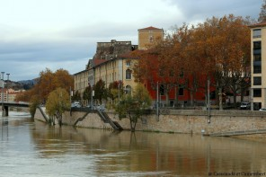 Ancien fort Saone Lyon