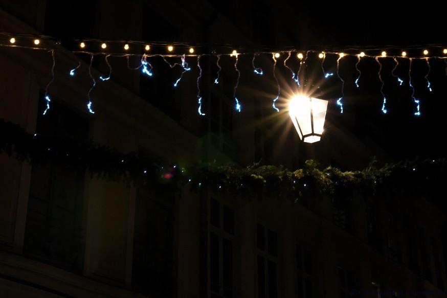 Decorations de Noel Lille