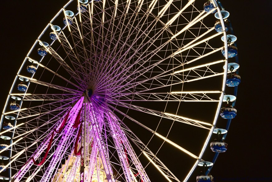 Grande roue de Lille