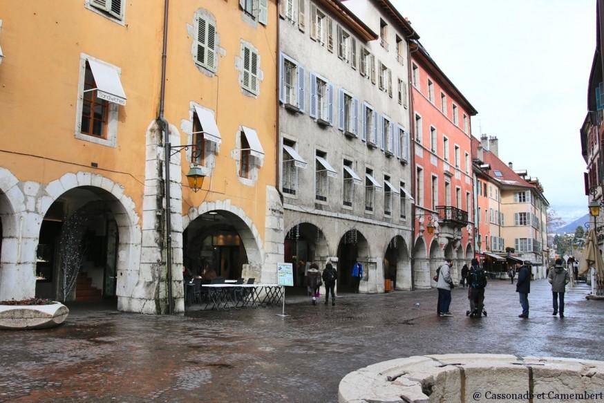 Arcades Annecy