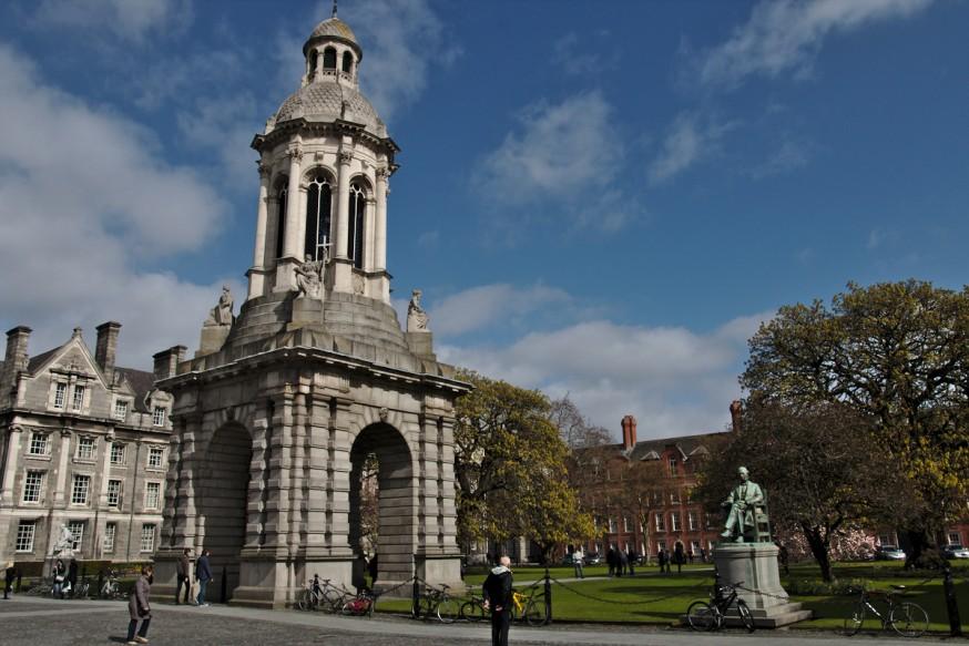 Dublin - 2 - Trinity College