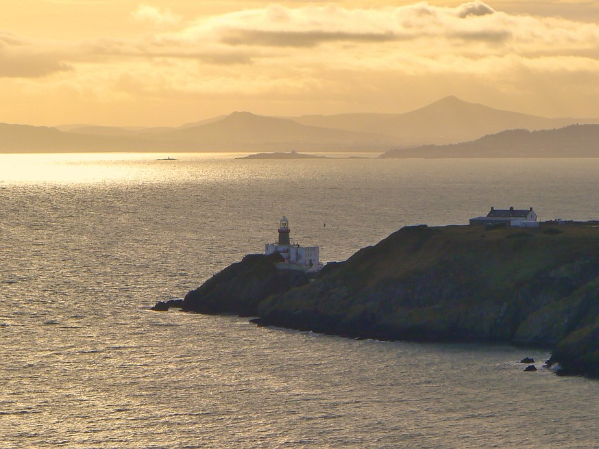 Phare de Howth