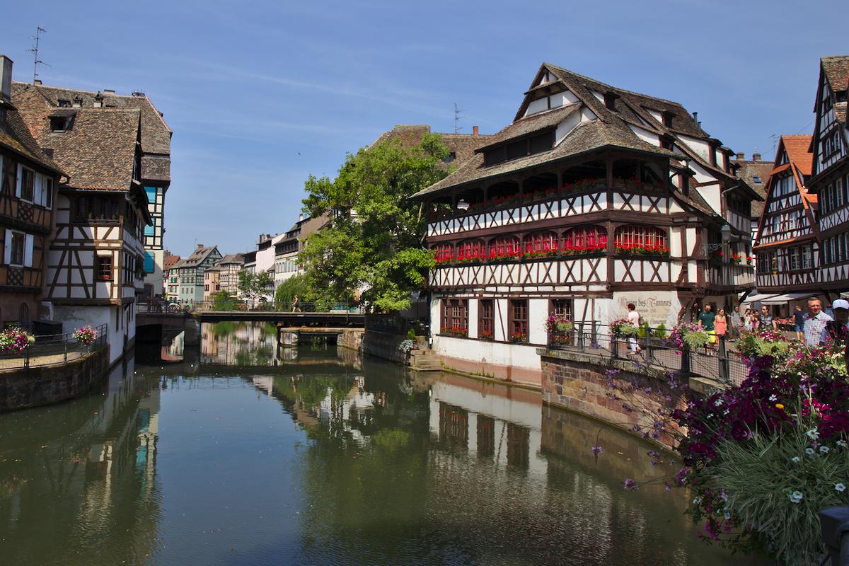 Strasbourg au fil de l 39 eau cassonade et camembert for Salon de la gastronomie strasbourg