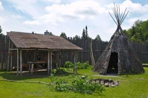 Midland : chez les indiens hurons