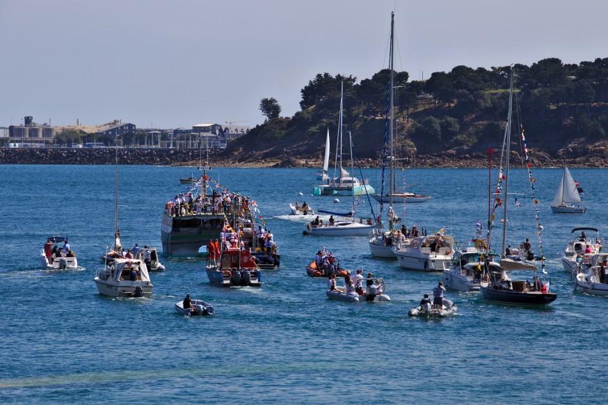Dinard - Pardon de la mer
