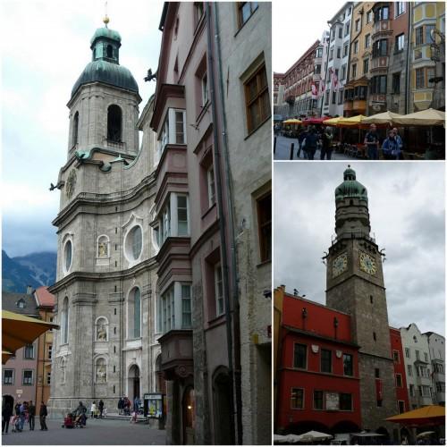Centre historique Innsbruck