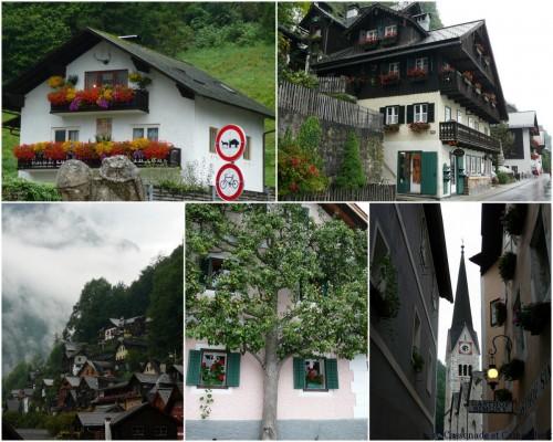 Dans village Hallstatt