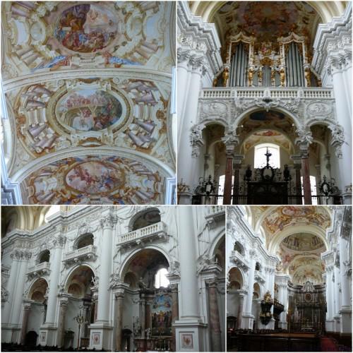 Eglise Stift St Florian