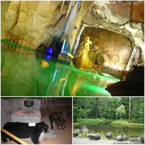 Grotte Schloss Linderhof