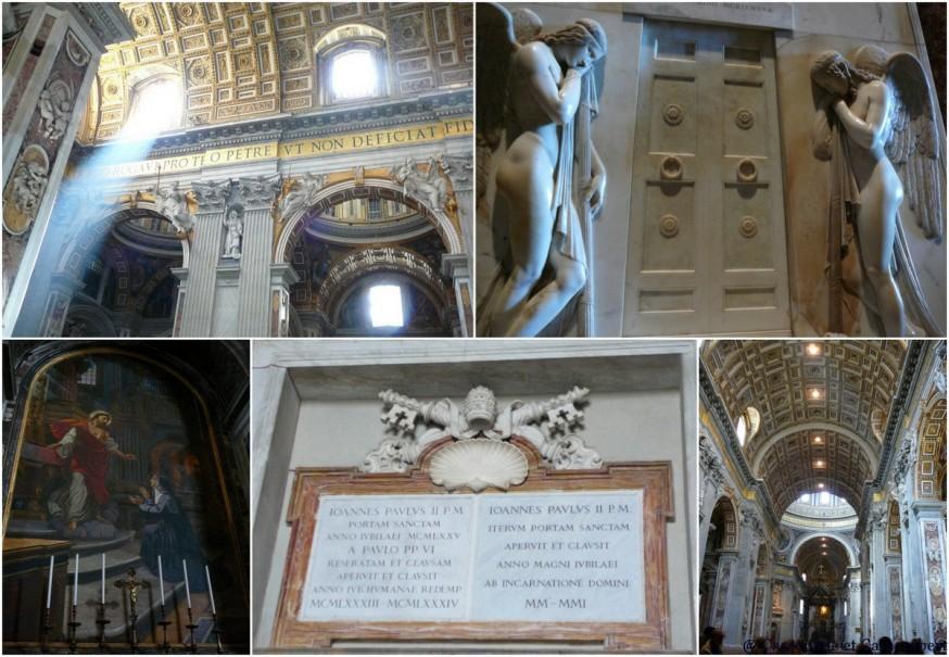 Basilique St Pierre Vatican