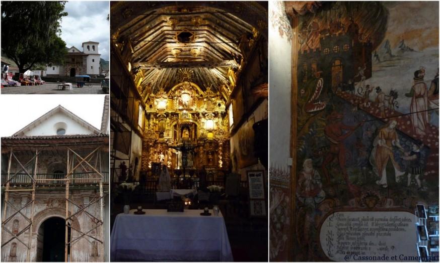 Eglise Andahuaylillas