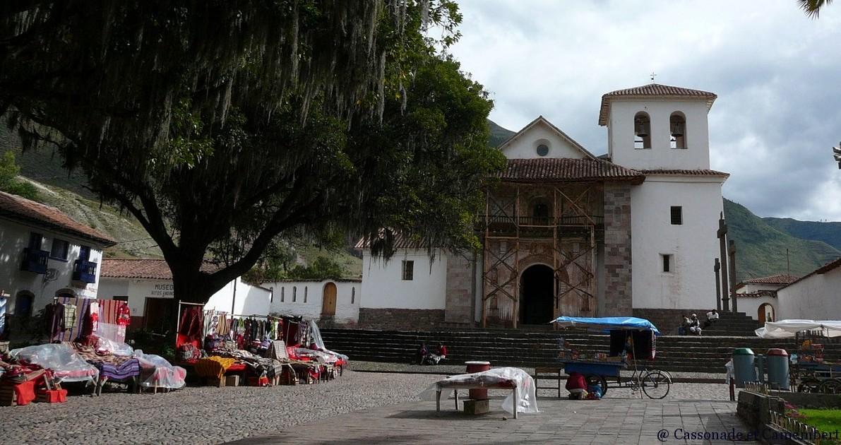 Andahuaylillas la chapelle sixtine des andes cassonade for Exterieur chapelle sixtine