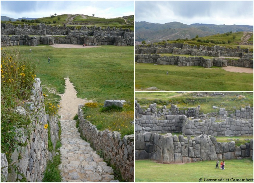 Fortifications sacsayhuaman