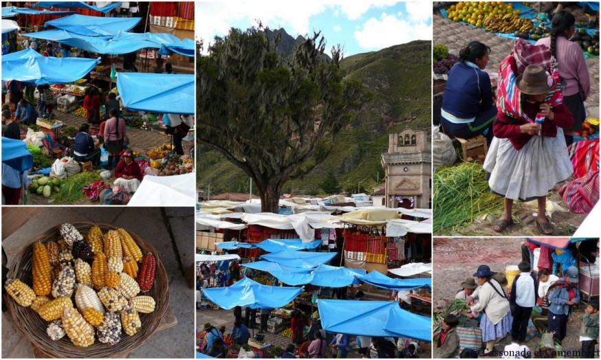 Place eglise Pisac