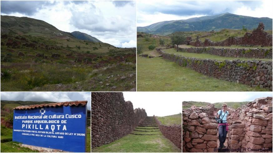 Ruines Pikillacta
