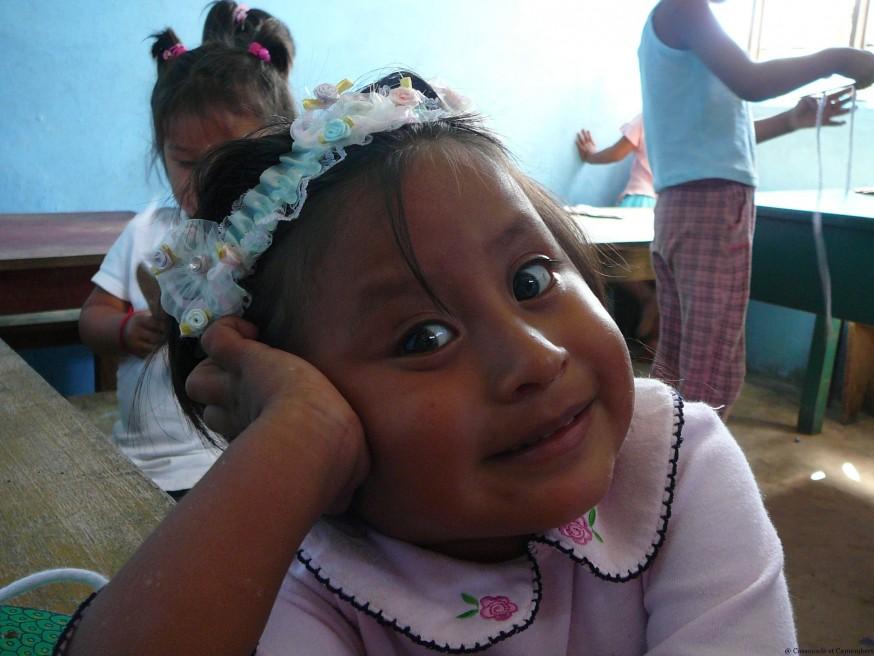 Angela - Volontariat Selva Inka Pilcopata