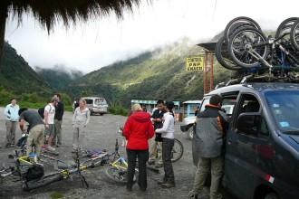 Inca Jungle Trail velos