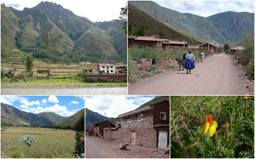 Montagnes Taray